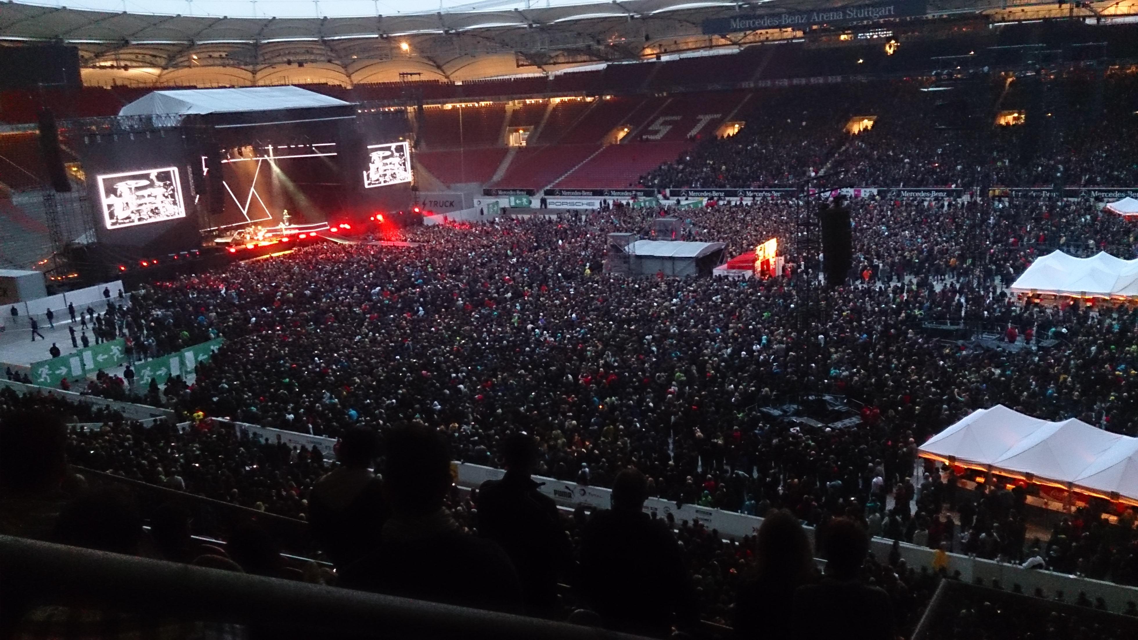 depeche mode in stuttgart: simply depeche mode