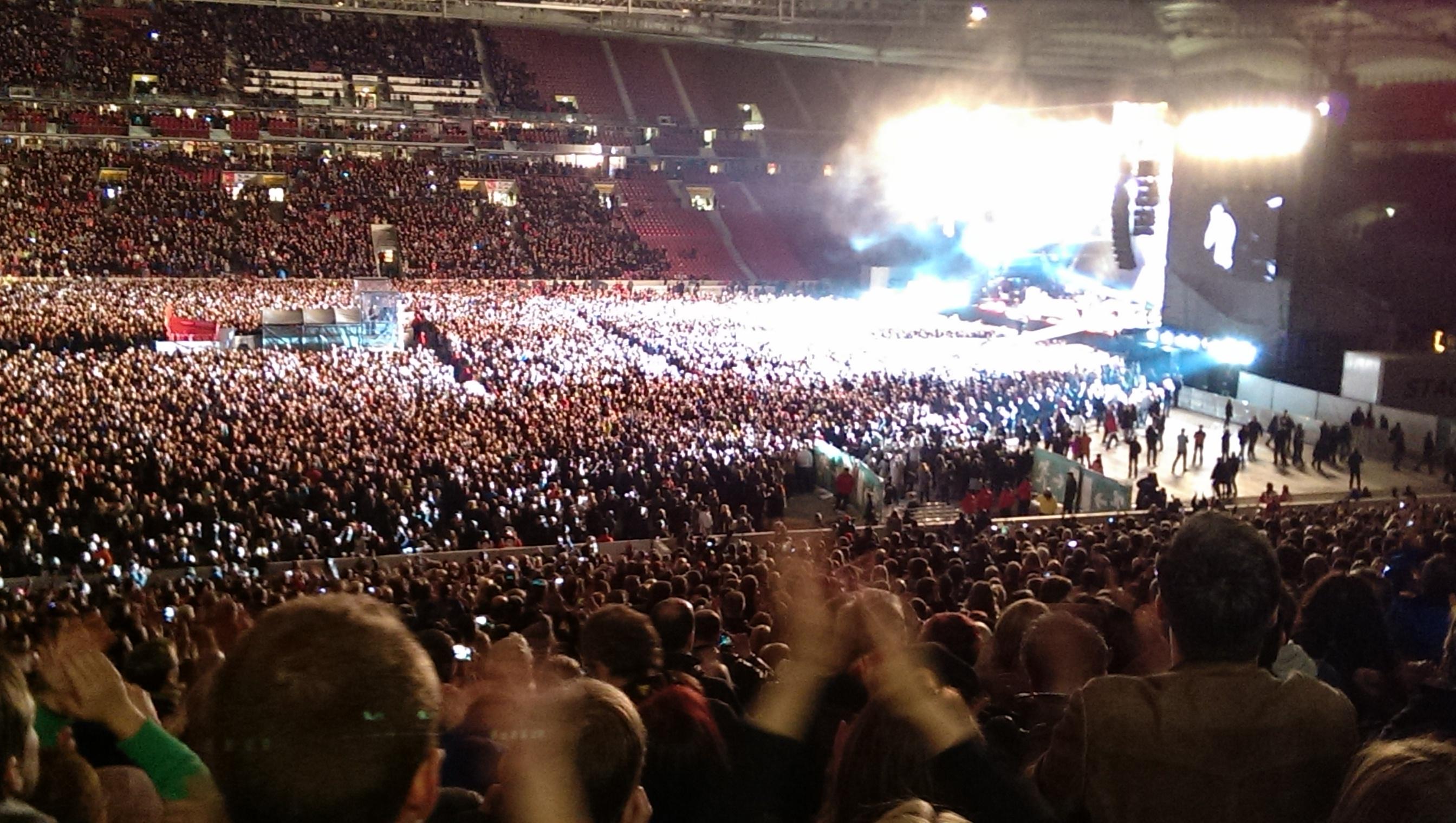 Depeche Mode in Stuttgart: Weltklasse