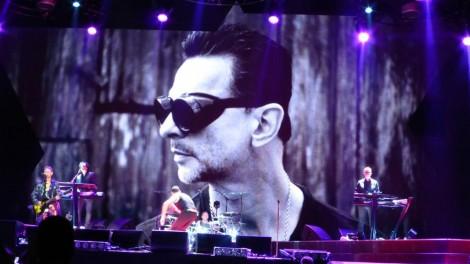 Depeche Mode live (Foto: Uwe Grund)