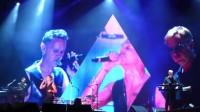 Depeche Mode on stage. Foto: Uwe Grund