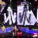 Depeche Mode live.