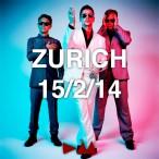 Depeche Mode in Zürich