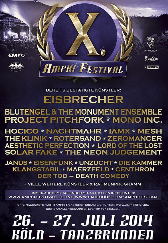 Amphi Festival 2014