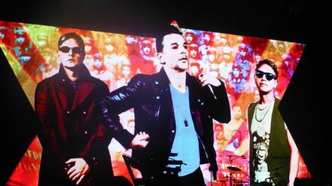 Depeche Mode spielen in Helsinki letztes Konzert des Jahr