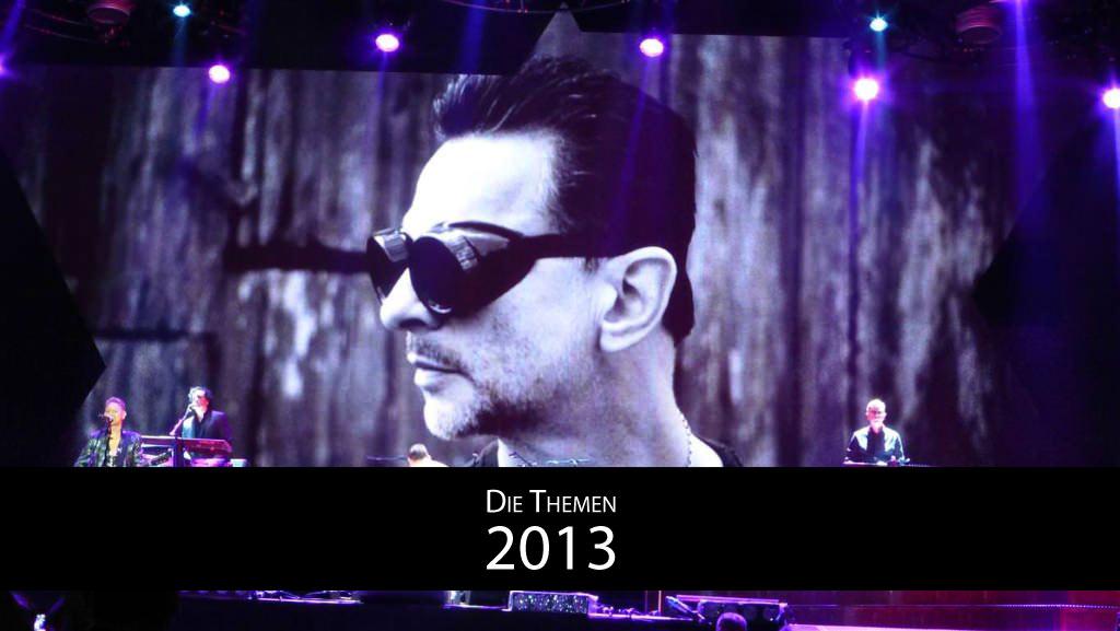 Der Jahresrückblick 2013