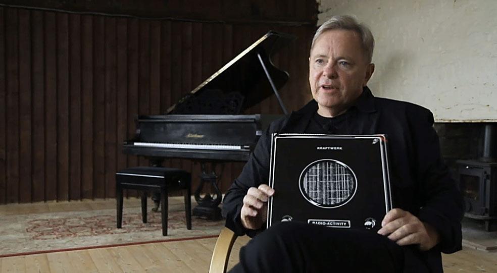 Kraftwerk haben auch New Order beeinflusst.