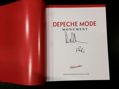 Monument - die Depeche Mode-Bibel