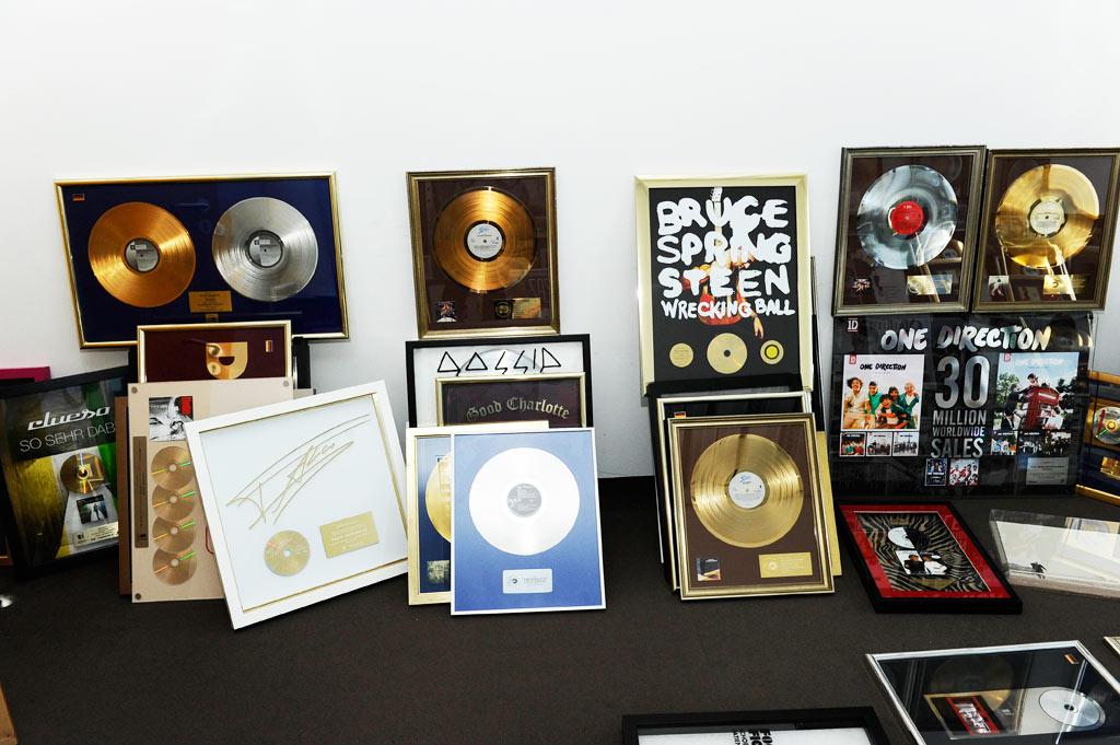 Awards für den guten Zweck (Foto: Sony Music)