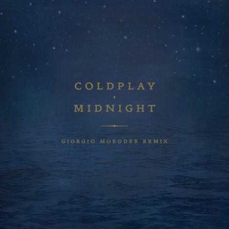 Coldplay - Midnight (Giorgio Moroder-Remix)