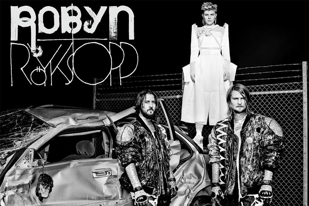 Röyksopp and Robyn Do It Again Tour 2014 (Foto: www.facebook.com/robyn)