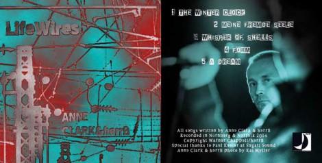 Anne Clark & herrB - Life Wires