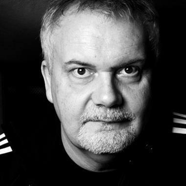 Martin Lister - 1962-2014 (Foto: Alphaville)