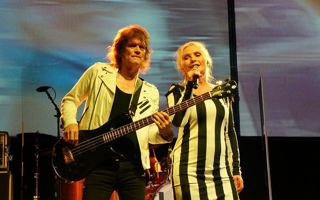 Debbie Harry live (Foto: Chantal Völker)