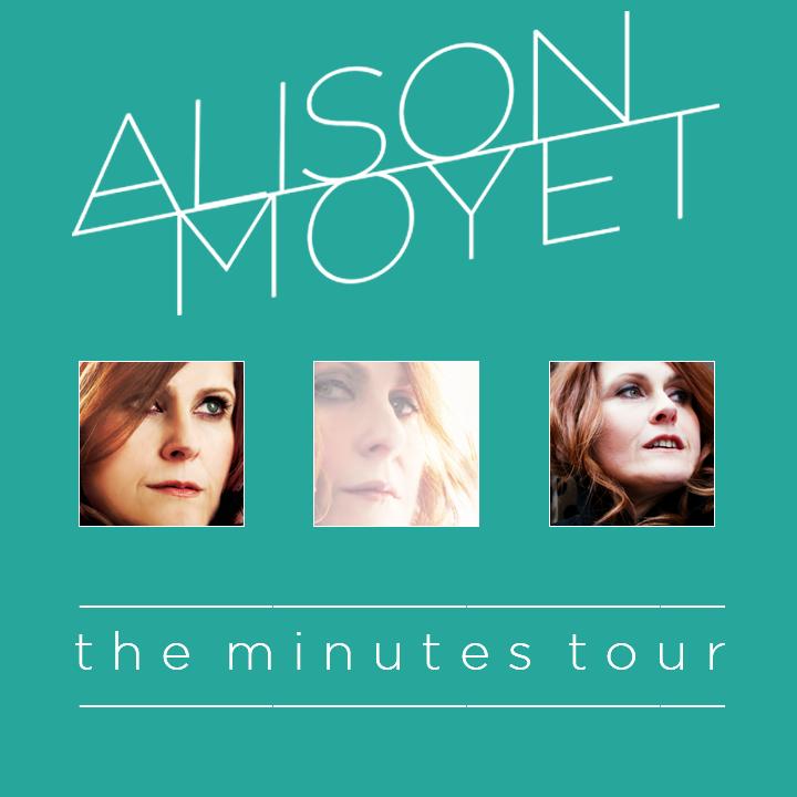 Alison Moyet - The Minutes Tour