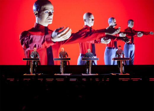 Kraftwerk (Pressefoto: Peter Boettcher)