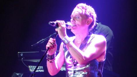 Martin Gore live (Foto: Uwe Grund)