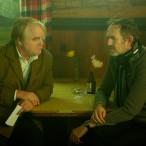 Anton Corbijn und Philip Seymour Hoffman. (Foto: Senator Film)