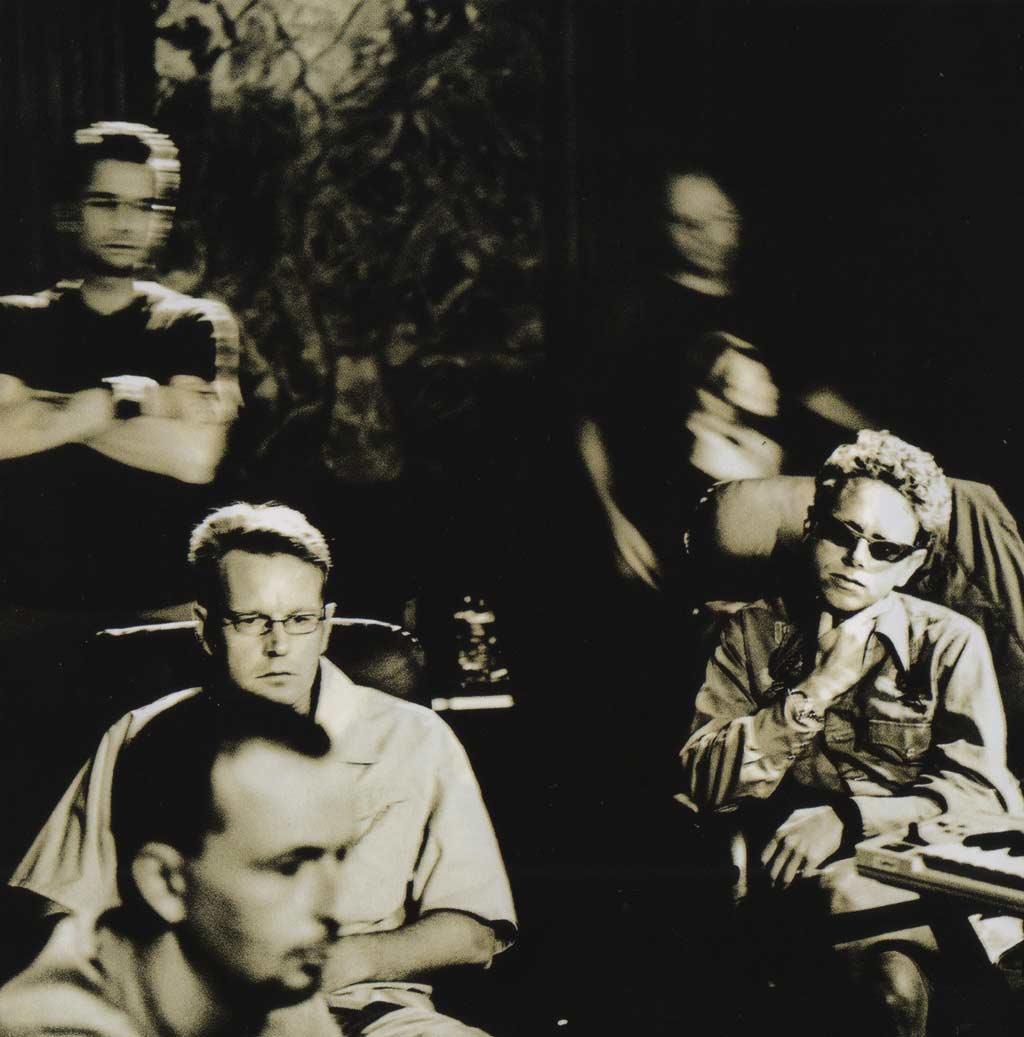 Depeche Mode und Mark Bell.
