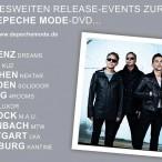 """Die Veröffentlichung von """"Live in Berlin"""" wird auf zehn Release-Partys gefeiert."""
