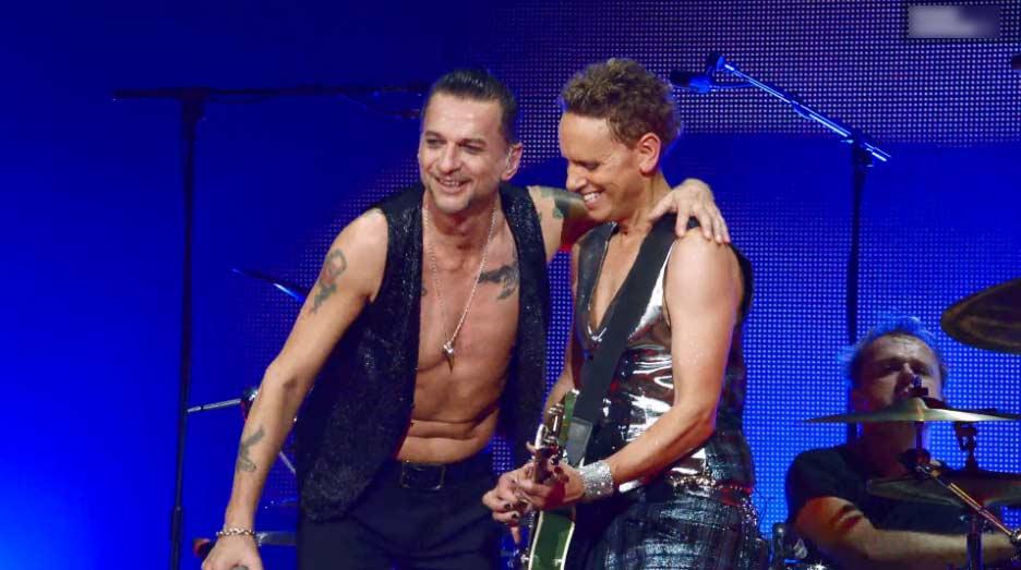 Enjoy The Silence live (von der DVD: Live in Berlin)