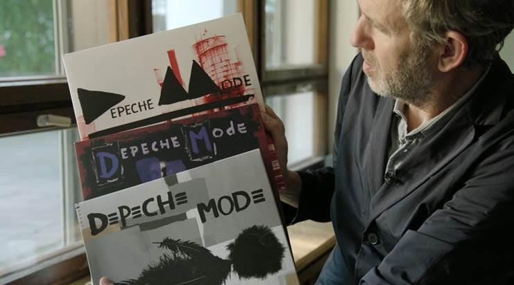 Anton Corbijn hat für Depeche Mode zahlreiche Cover gestaltet. Bildmaterial: Bayerischer Rundfunk