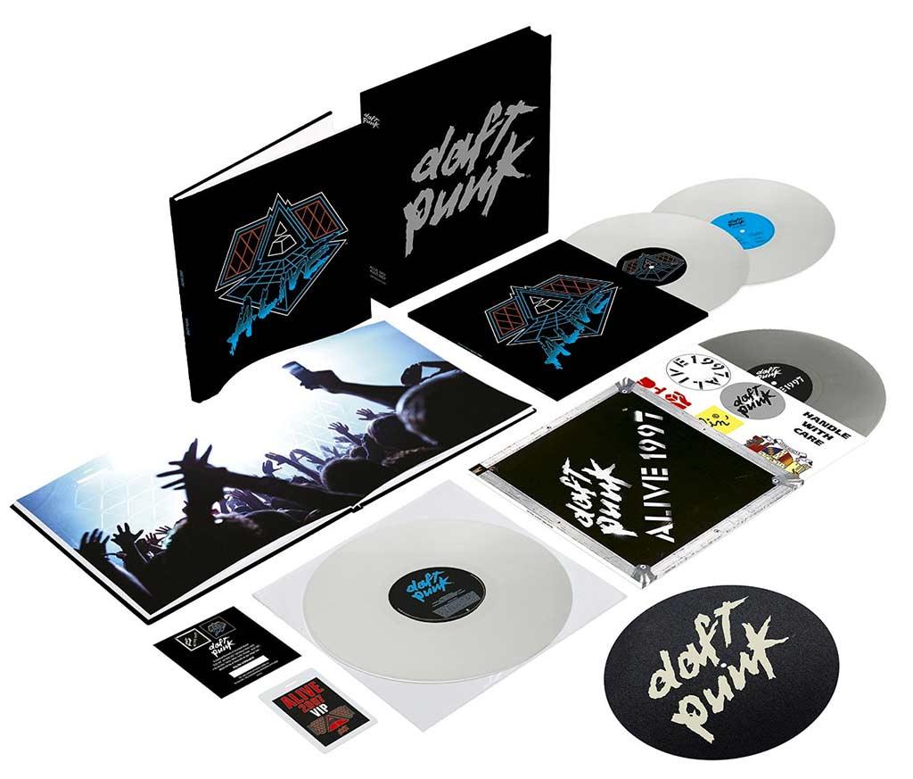 Daft Punk - Alive 2014/Alive1997
