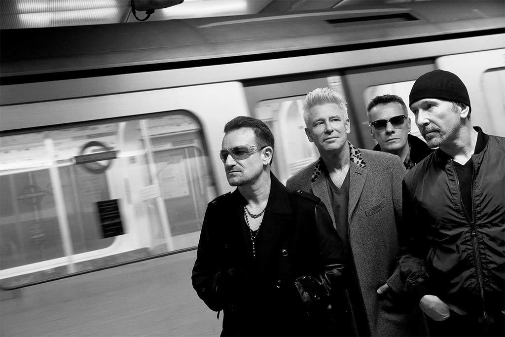 U2. Foto: Paolo Pellegrin