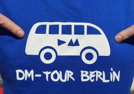Fan-Stadtrundfahrten in Berlin