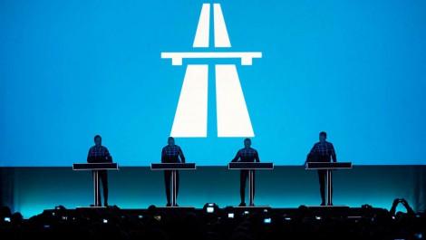 Kraftwerk live. Foto: Pressefoto