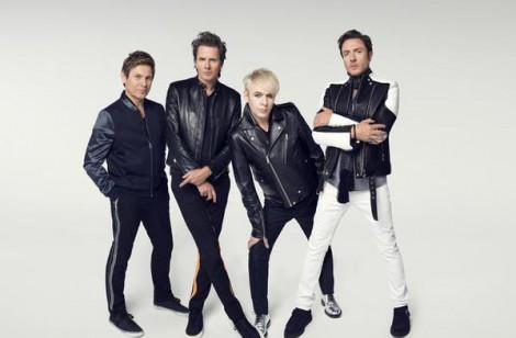 Duran Duran 2015. Foto: Pressefoto