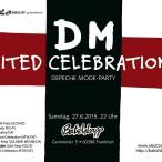 United Celebration Party in Frankfurt.