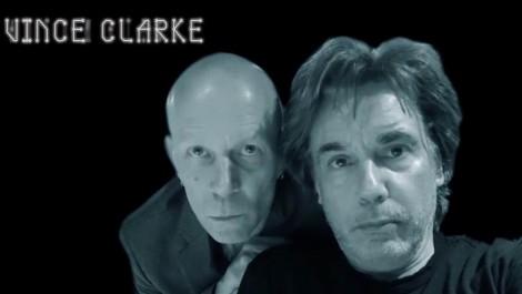 Vince Clarke und Jean-Michel Jarre.
