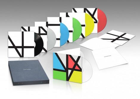 New Order - Deluxe Boxset