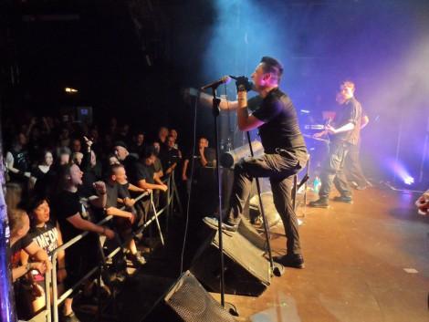 Metal Machine Music -  besonders für die österreichischen Fans ein Fest. ( Foto: HSW)
