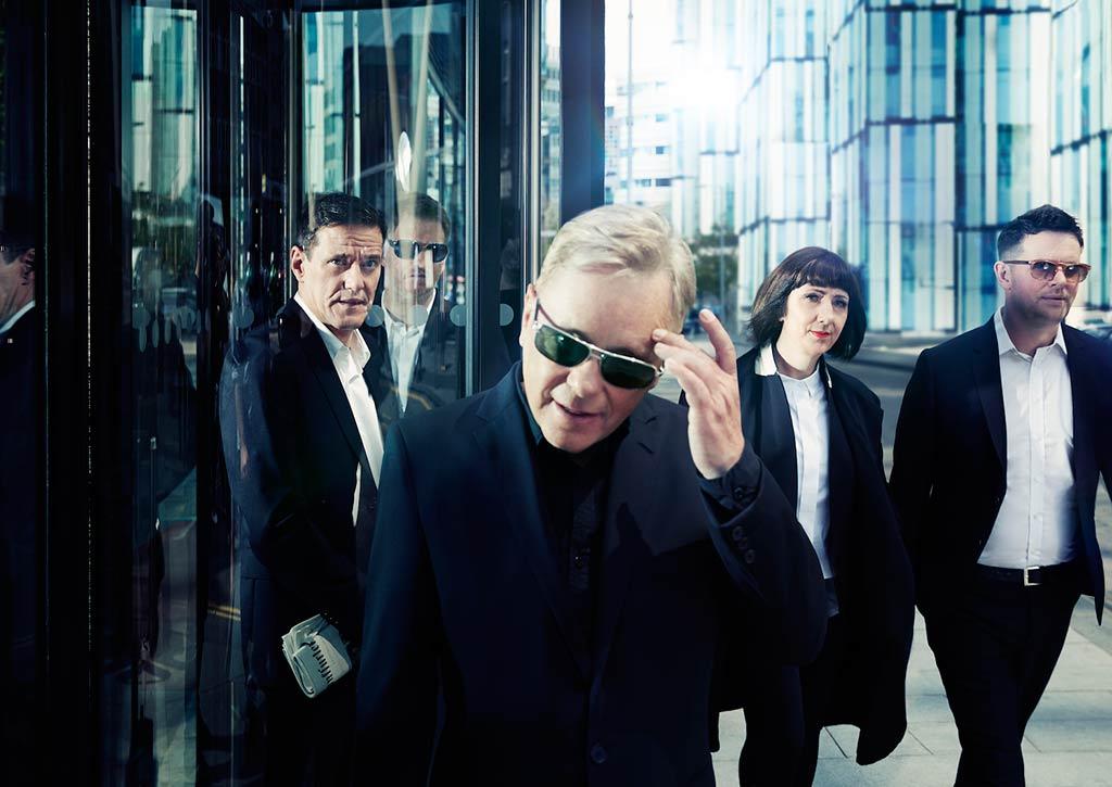 New Order (Foto: Nick Wilson)