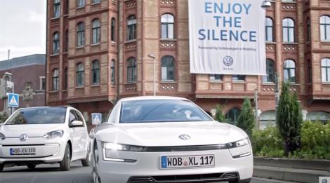 Screenshot VW-Kampagne
