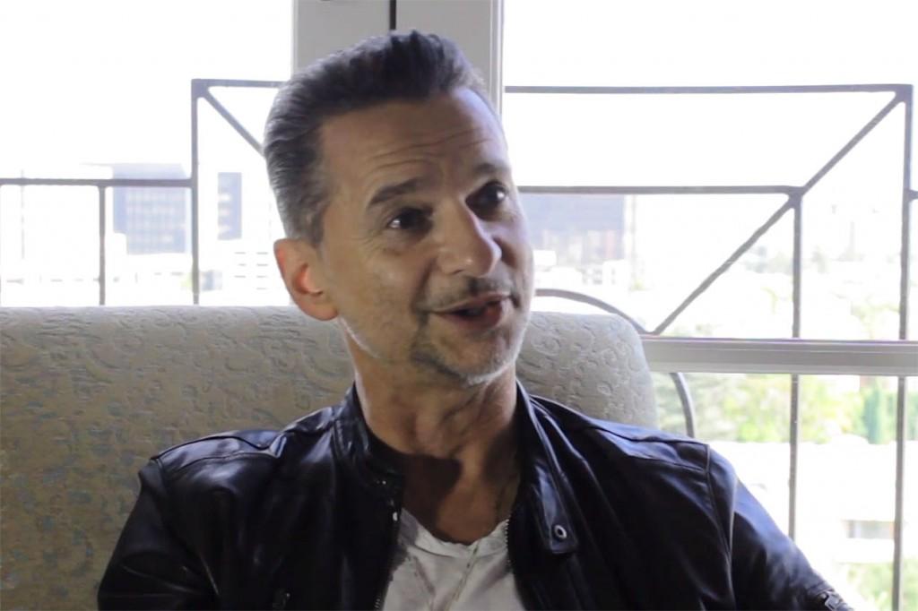 Dave Gahan im Interview mit Yahoo.