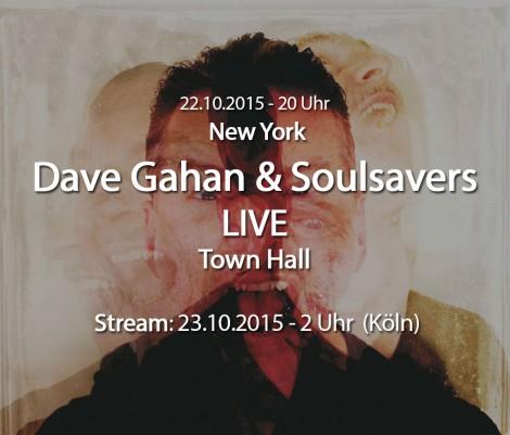 Dave Gahan New York
