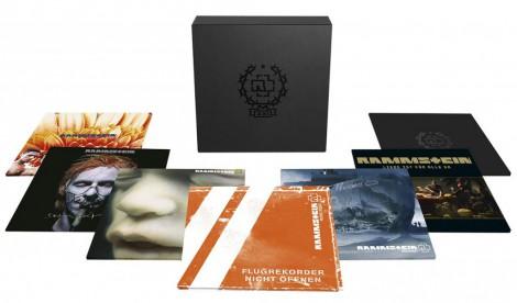 Rammstein XXI - The Vinyl Box Set