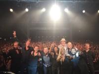 Dave Gahan & Soulsavers - End of tour pic.