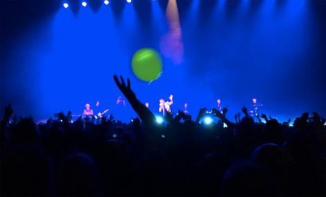 Dave Gahan live im Tempodrom. Foto: Oliver Rosenow