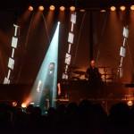 Laibach am 20.01.2016 in der Live Music Hall in Köln ( Foto: Frank Güthoff)