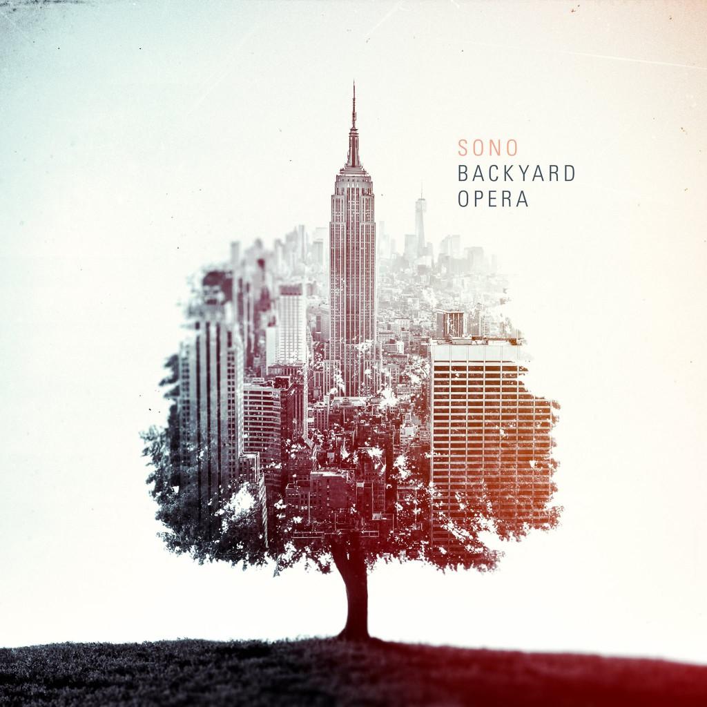 Backyard Opera - Cover