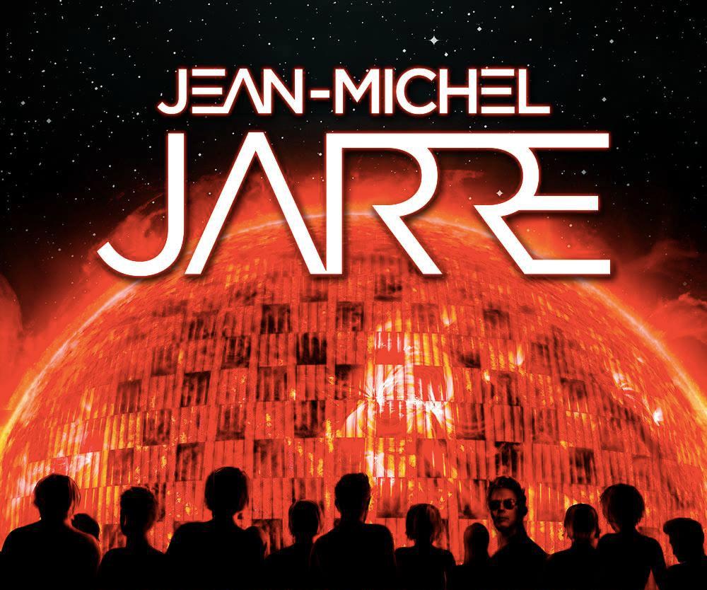 Jean-Michel Jarre Tour 2016. Foto: Pressefoto