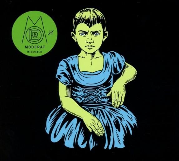 Moderat III Cover