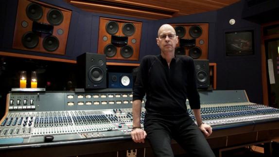 Gareth Jones im Studio. Foto: privat/Gareth Jones