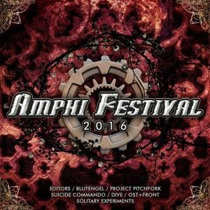 Amphi Festival Sampler 2016