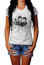 Depeche-Mode-II-T-Shirt-Frauen-Mdchen-mit-stylischen-Motiv-von-Paul-Sinus-0-0