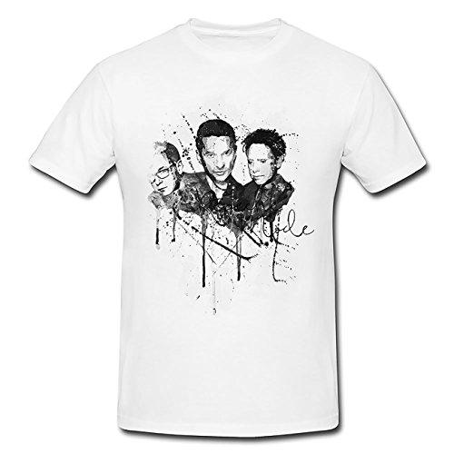 Depeche-Mode-II-T-Shirt-Frauen-Mdchen-mit-stylischen-Motiv-von-Paul-Sinus-0