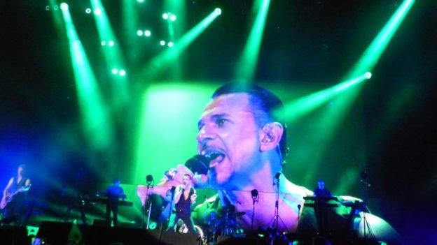 Depeche Mode In Antwerpen Sportpaleis